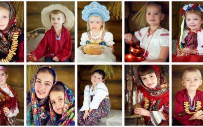 """Project """"EthnoMozaika"""" als onderdeel van het multicultureel onderwijs voor tweetalige kinderen"""
